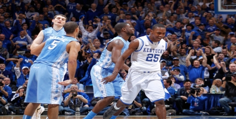 North Carolina v Kentucky